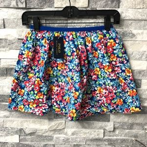 Polo by Ralph Lauren Girls floral skirt size S(7)